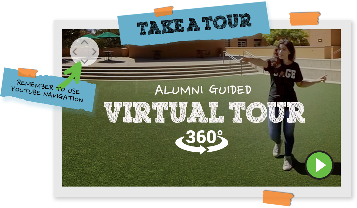 360 Video Guided Tour!