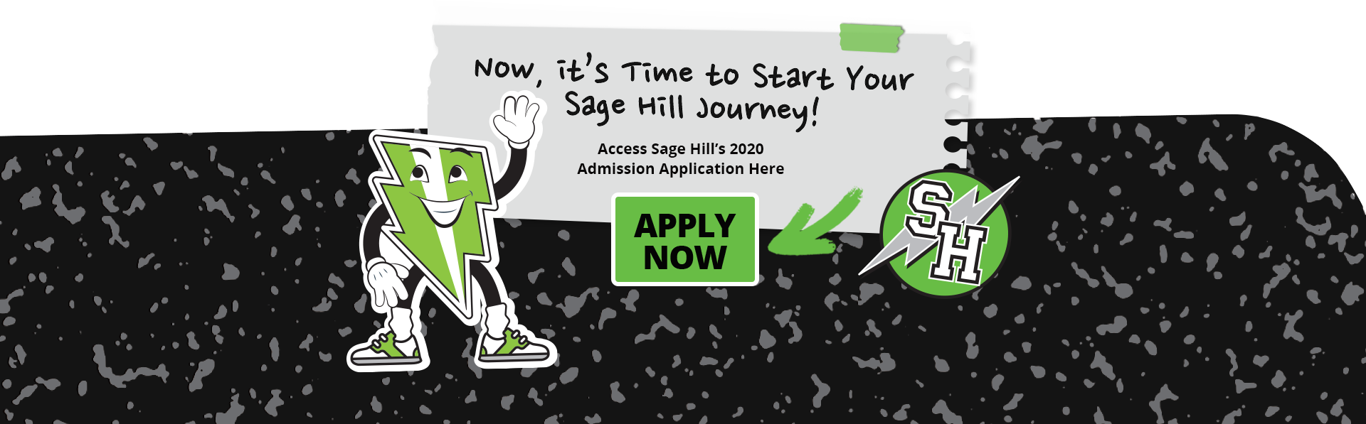 Apply Now to Sage Hill!