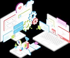 Custom Event Hosting Website